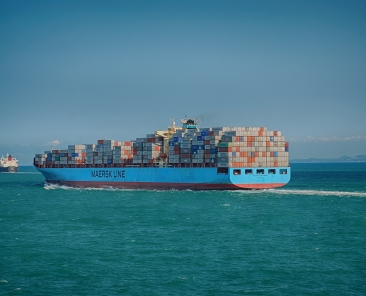 Maersk Vessel Good